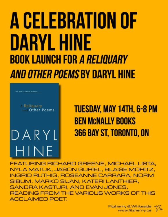 a celebration of daryl hine