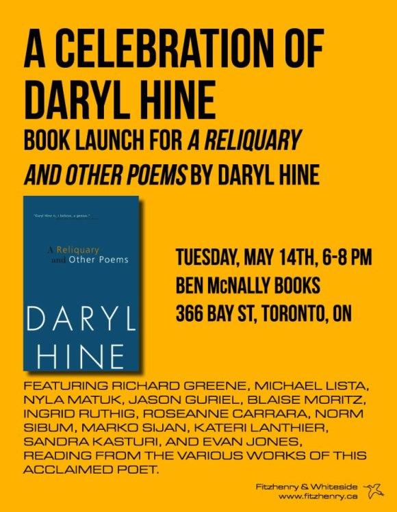 a celebration of daryl hine